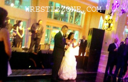Cena's wedding