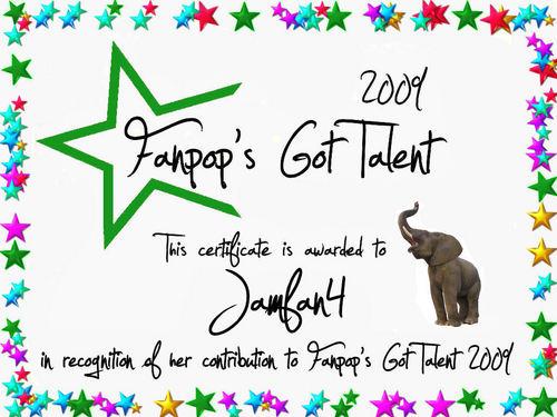 Jamfan4 Certificate