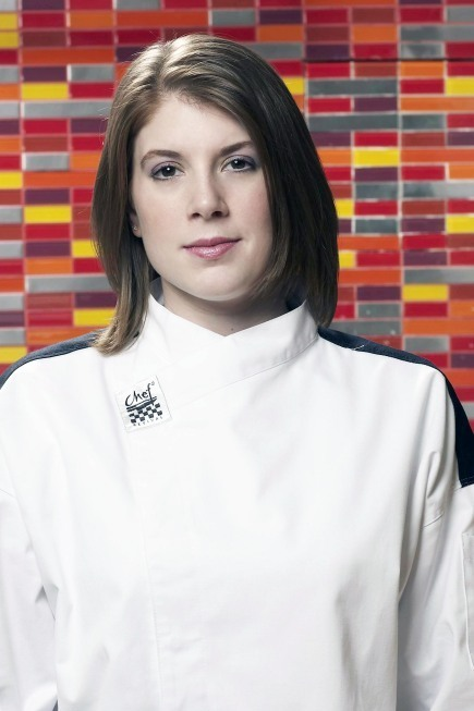 Chef Amanda from Season 6 of Hell's cucina