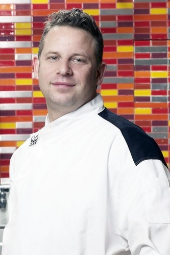 Chef Andy from Season 6 of Hell's keuken-, keuken