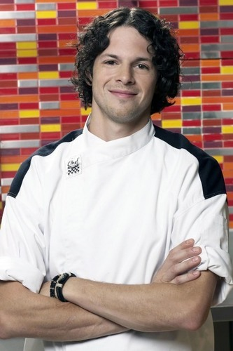 Chef Dave from Season 6 of Hell's cozinha