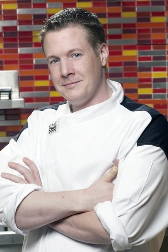 Chef Jim from Season 6 of Hell's keuken-, keuken