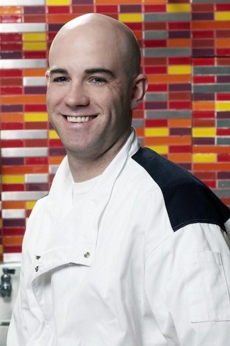 Chef Kevin from Season 6 of Hell's keuken-, keuken