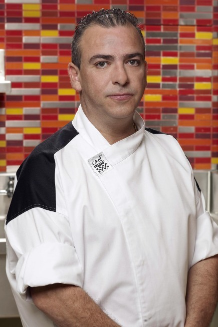 Chef Louie from Season 6 of Hell's Kitchen