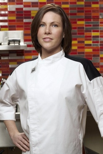 Chef Melinda from Season 6 of Hell's keuken-, keuken