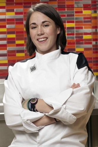 Chef Suzanne from Season 6 of Hell's keuken-, keuken