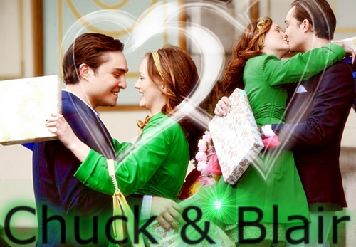 Chuck and Blair season2 finale