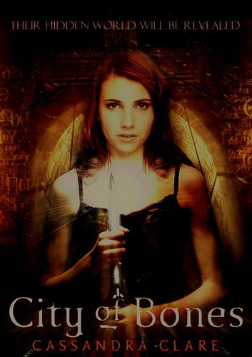 City of Bones (poster/bookcover 2)
