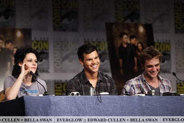 Comic-Con Press Conference