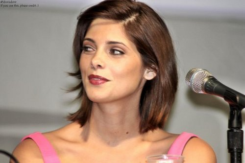 Jackson Rathbone & Ashley Greene Hintergrund possibly containing a konzert called Comic Con