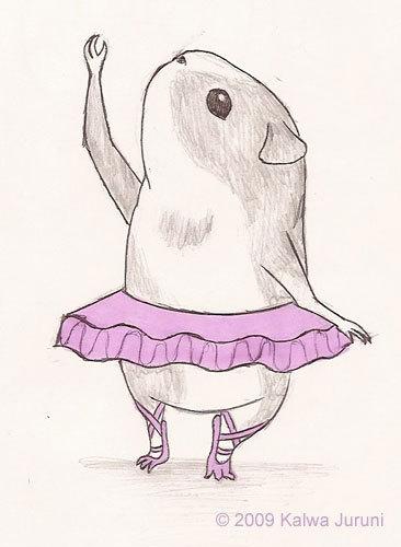 Dancing Piggie