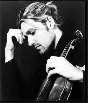 David/black & white