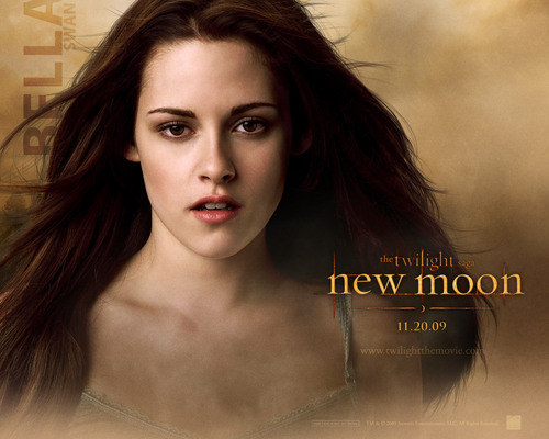 EXCLUSIVE New Moon wallpapers