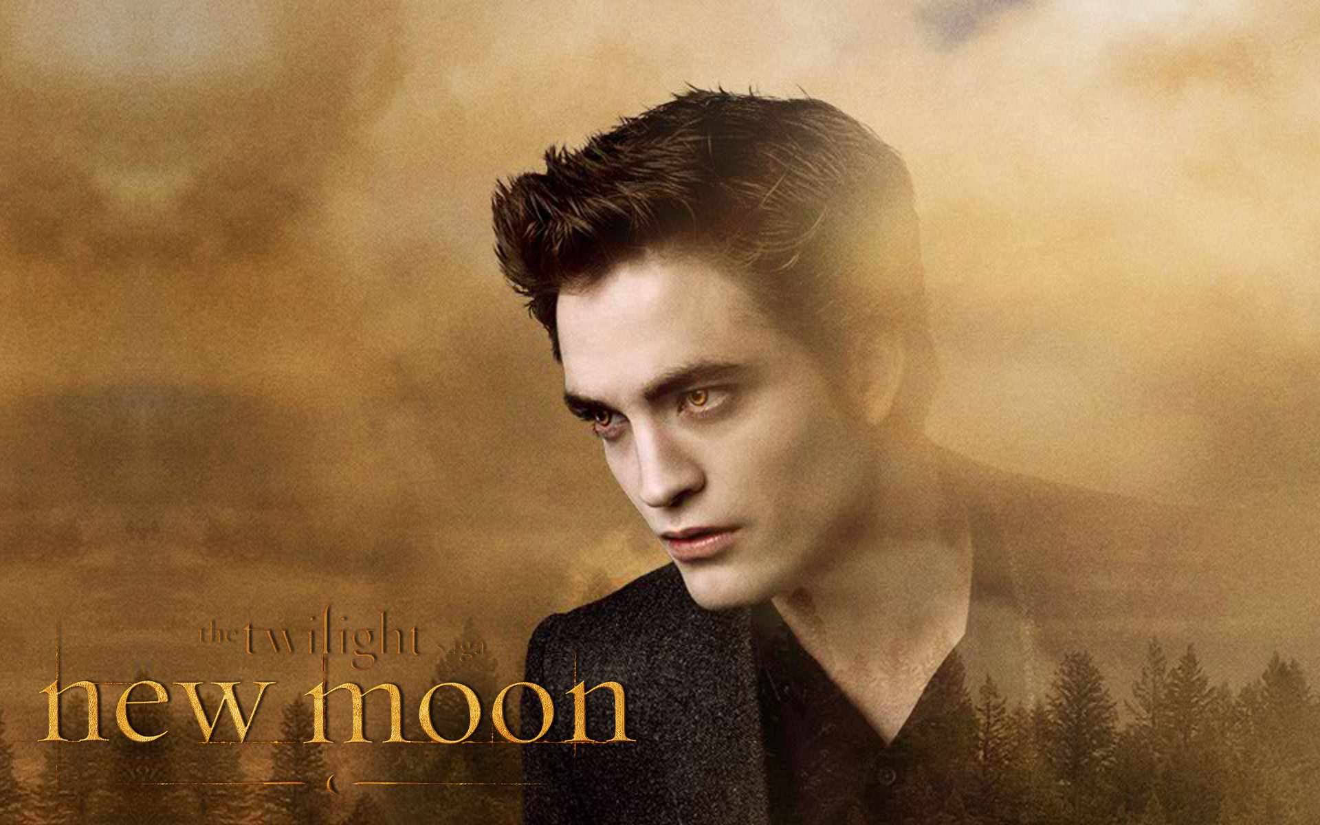 Edward Cullen Wallpaper - twilight-series wallpaper