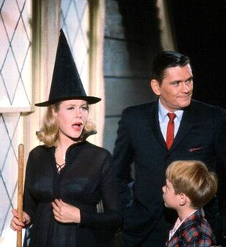 Elizabeth And Dick York (Bewitched)
