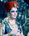 Elizabeth Taylor in Cleopatra - elizabeth-taylor photo