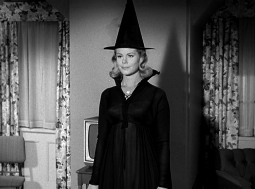 Elizabeth as Samantha In Bewitched