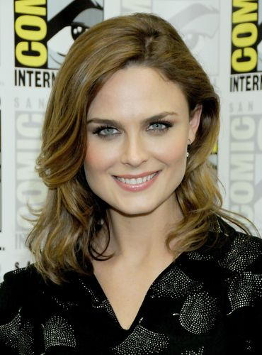 Emily Deschanel @ Comic-con 2009