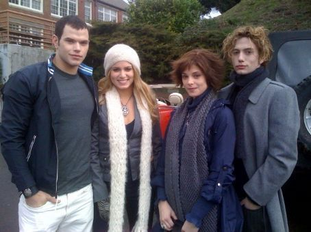 Emmett/Rosalie &amp; Alice/Jasper - twilight-couples Photo