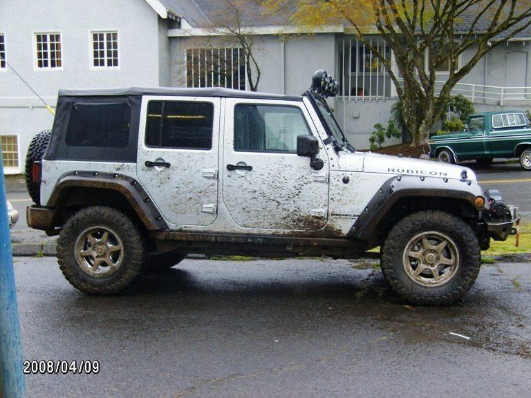 Emmett's Jeep Wrangler