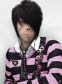 Emo Monkey - monkeys photo