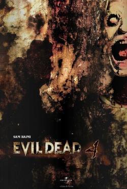 Evil Dead 4 Poster