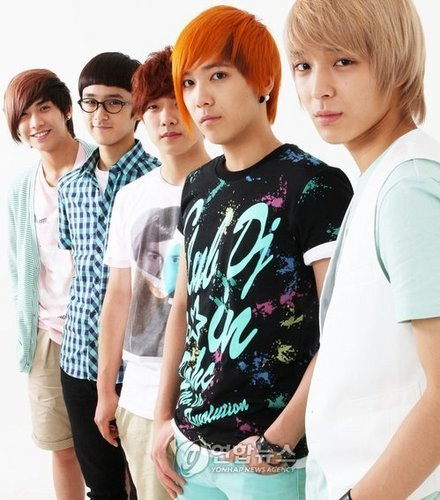 F.T. Island wallpaper with a portrait called FT Island