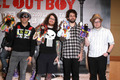 Fall Out Boy in China - fall-out-boy photo