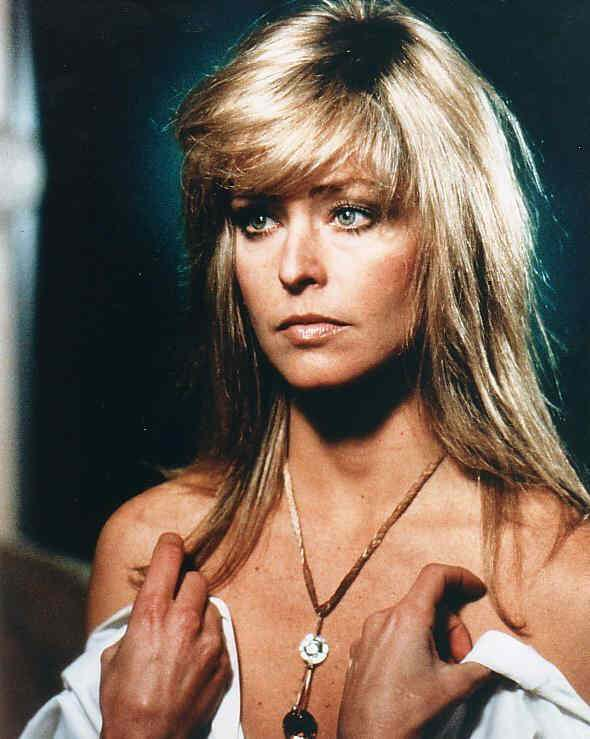 farrah fawcett interview