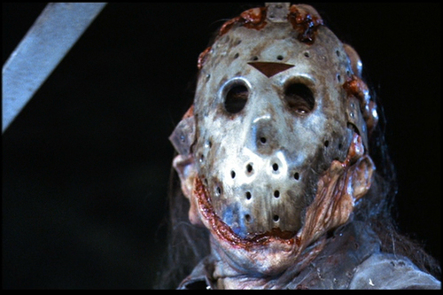 Horrorfilme Hintergrund called Friday the 13th 9