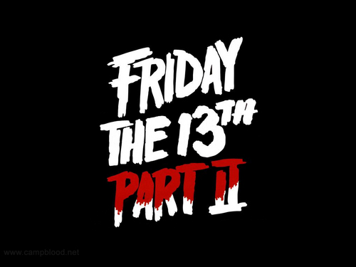 Horror films achtergrond entitled Friday the 13th part 2