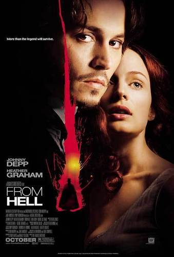 From Hell - Movie Poster