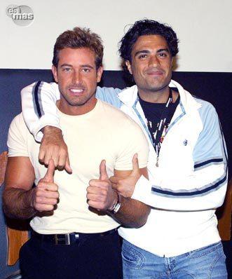 Gabriel Soto & Jaime Camil