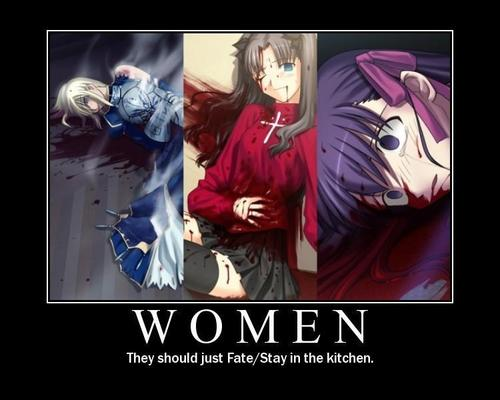 Girls from FSN