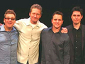 Greg Proops, Ryan Stiles, Chip Esten & Jeff Davis - Whose Live Anyway - whose-line-is-it-anyway photo