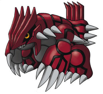 legendary pokemon groudon - photo #3