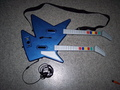 Guitare double manche ! X-Box 360 gitaar Hero !