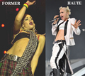 Gwen Stefani is the High Fashion of the old No Doubt gween
