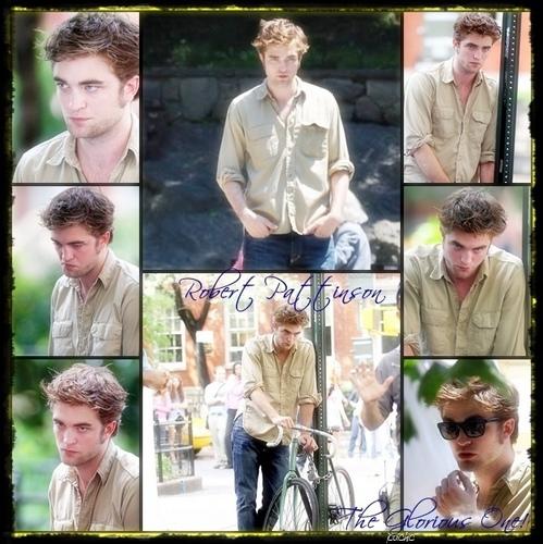 HOT ROB Pattinson