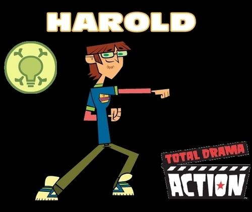 Harold fanart