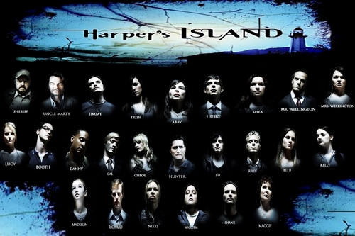 Harpers island!!!!!!!!! cast