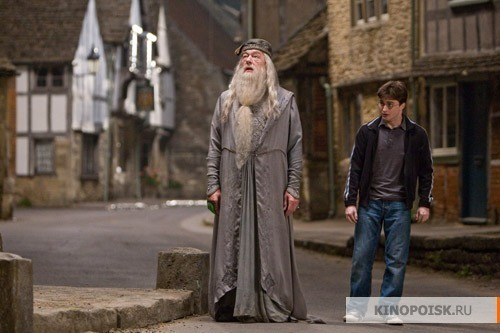 Harry Potter & The Half-Blood Prince / Fotos