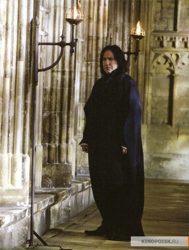 Harry Potter & The Half-Blood Prince /photos