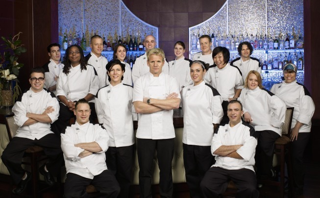 Series Top Hells Kitchen