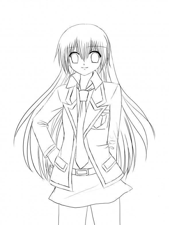 Hikari Fan Art Hikari Hanazono Special A Fan Art
