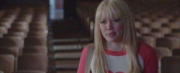 Hilary Duff raise your voice