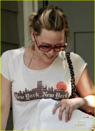 Hilary in Studio City