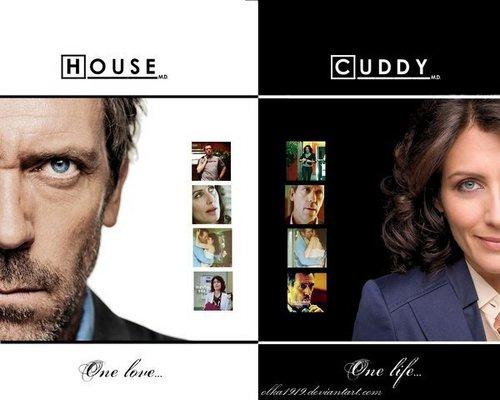 House/Cuddy One love...One life.