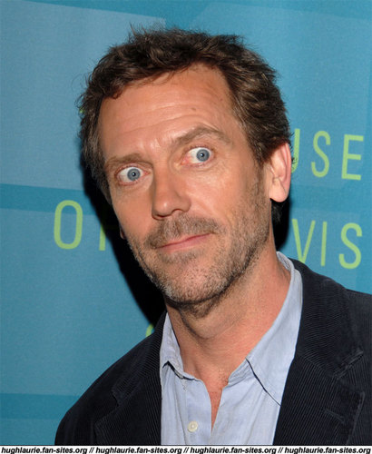 Hugh Laurie wallpaper probably with a business suit and a portrait entitled Hugh