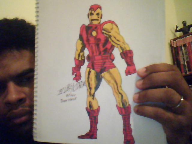 Fan Comics Marvel Marvel Comics Iron Man